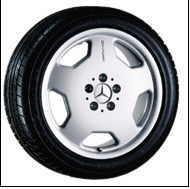 Колесные диски AMG